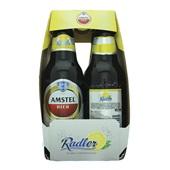 Amstel Bier Radler achterkant