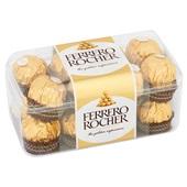 Ferrero Rocher Bonbons achterkant