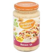 Campbell's Aardappel Anders Bacon Ui achterkant