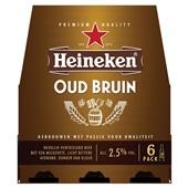 Heineken Pils Oud Bruin 6 X 30Cl voorkant