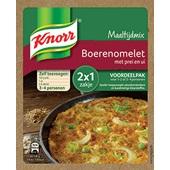 Knorr mix boeren omelet voorkant