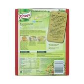 Knorr mix boeren omelet achterkant