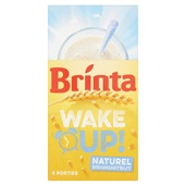 Brinta Wake Up! Drinkontbijt Naturel voorkant