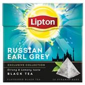 Lipton Thee Russian Earl Grey voorkant
