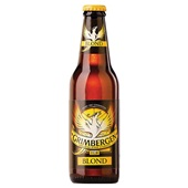 Grimbergen Bier Blond 6x30CL achterkant