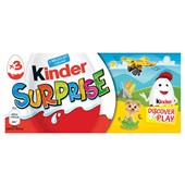 Kinder Kinder surprise ei voorkant