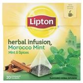 Lipton Thee Marocco voorkant