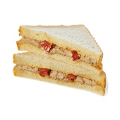 The Bread Office sandwich tonijn voorkant