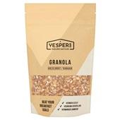 Yespers granola hazelnoot banaan voorkant
