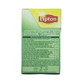 Lipton Thee Marocco achterkant