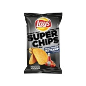 Lay's superchips ketchup voorkant