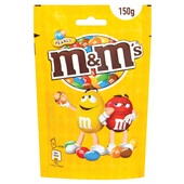 M&MS pinda pouch voorkant