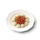 Culivers (14) boerengehaktschotel met aardappelpuree met bieslook voorkant