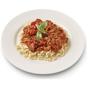 Carezzo (7) macaroni bolognese voorkant