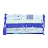Milky Chocolade Way 6-Pack achterkant