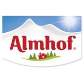 Almhof Yoghurt Maracuja/Perzik 0% vet achterkant