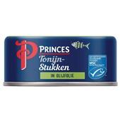 Princes tonijnstukken  in olijfolie voorkant