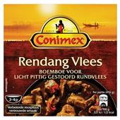 Conimex boemboe rendang vlees voorkant