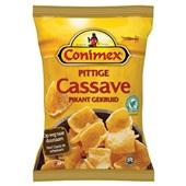 Conimex kroepoek  spicy cassave voorkant