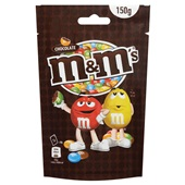 M&M'S choco pouch voorkant