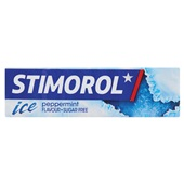 Stimorol  ice peppermint  single voorkant