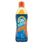 AA Drink drink energy voorkant