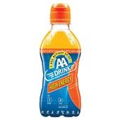 AA Drink energy met sportdop voorkant