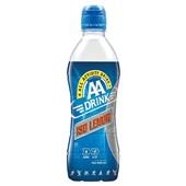 AA Drink iso lemon voorkant
