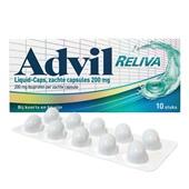 Advil Liquid caps 200 mg voorkant