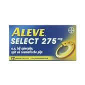 Aleve Select  275 mg voorkant