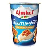 Almhof Roomyoghurt Walnoot/Honing voorkant