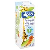 Alpro Soya Drink 1+ achterkant