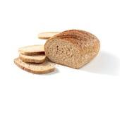 Ambachtelijke Bakker Bruin Vloerbrood Sesam Heel voorkant