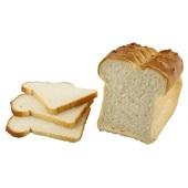 Ambachtelijke Bakker Knip Wit Brood Half voorkant