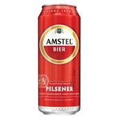 Amstel bier blik voorkant