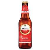 Amstel Pils achterkant