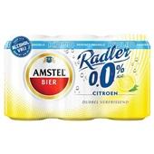 Amstel Radler 0.0%  citroen voorkant