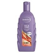 Andrélon special shampoo oil & care voorkant