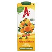 Appelsientje appelsientje voorkant