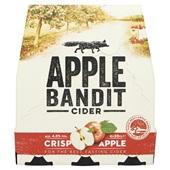 Apple Bandit Cider Crisp Apple voorkant