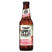 Apple Bandit cider raspberry voorkant