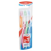 Aquafresh Tandenborstel Flex Hard achterkant