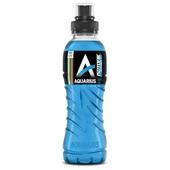 Aquarius isotonic sport blue cool voorkant