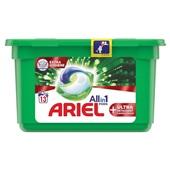 Ariel Allin1 pods+ ultra wasmiddelcapsules voorkant