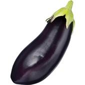 aubergine voorkant