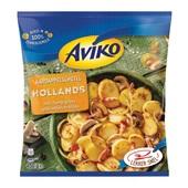 Aviko aardappelschotel Hollands achterkant