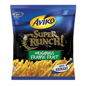 Aviko SuperCrunch Franse friet achterkant