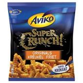 Aviko SuperCrunch kreukel friet voorkant