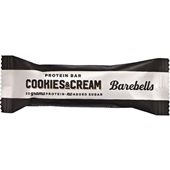 Barebells protein Cookies & Cream bar voorkant