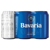 Bavaria Pils 6x33cl voorkant
